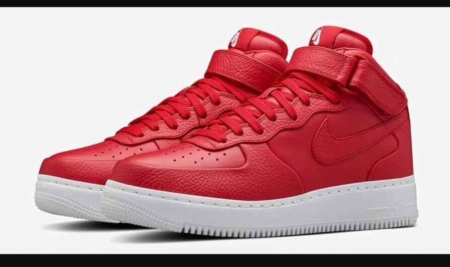 NIKELAB  AIR FORCE 1 MID  NIKELAB SZ: MNS 5.5 (819677 600) cf085f