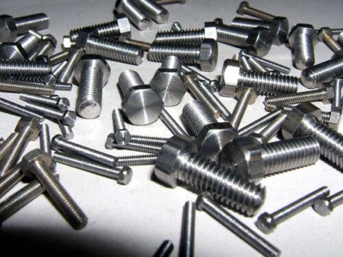 Screws  Steel  Hexagon M5 x 12mm