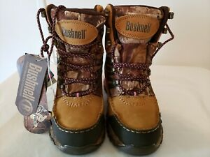 c8328a81f18 Details about NEW NWOB Bushnell Womens Sz 5 Camo Pink Boots BFW032 Xlander  Thinsulate Boots