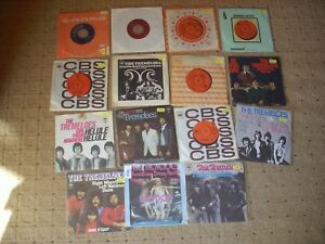 15-Vinyl-Original-Singles-The-Tremeloes-fuer-Fanclubs-ect