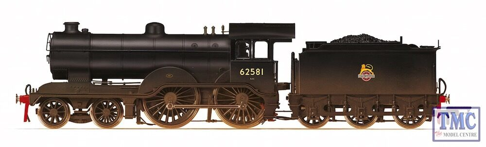 R3303 Hornby OO HO Gauge BR 4-4-0 D16 3 Class BR (Early) Weathered
