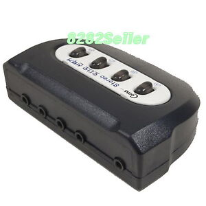 4-PORT-3-5mm-STEREO-Manual-Sharing-Switch-AUX-Audio-Speaker-selector-way-4-1