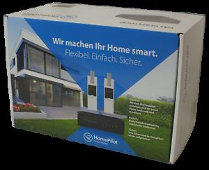 Rademacher HomePilot Aktionspaket Schlafenszeit Smart Home Zentrale, Gurtwickler
