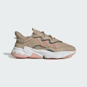 Adidas Originals Women's Pearl White  OZWEEGO Casual Running Shoes EE7017