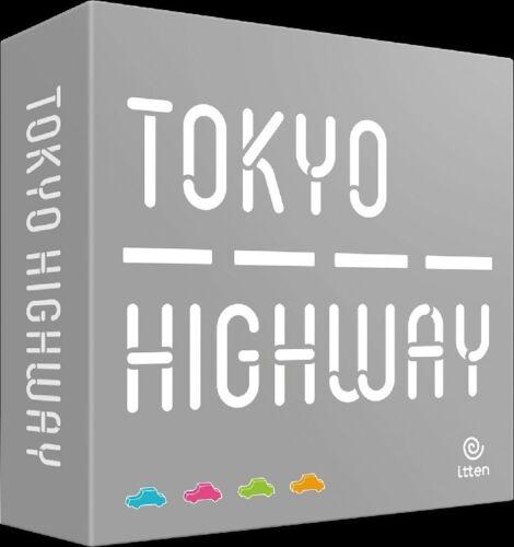 Asmodee OVP TOKYO HIGHWAY DEUTSCH Spiel
