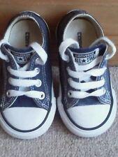 Bebés Converse All * star entrenadores UK = 5