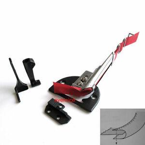 Machine Parts & Attachments Sewing Walking Foot Needle Plate Raw Plain Tape Binder Binding Juki DNU-241,DNU-1541