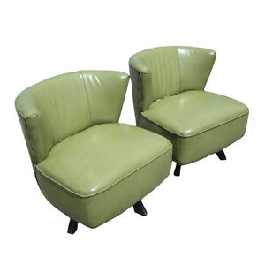 image is loading - Slipper Chairs