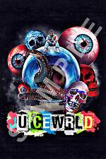 JUICE WRLD 12x18 DEATH RACE FOR LOVE TOUR 2019 POSTER 999 RAPPER SKI MASK 1