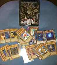gran lote pack 400 cartas yugioh +  regalo de lata yu-gi-oh