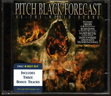 PITCH BLACK FORECAST: AS THE WORLD BURNS CD BEST BUY EDITION BRAND NEW