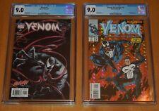 Venom: Funeral Pyre #1 (Aug 1993, Marvel)