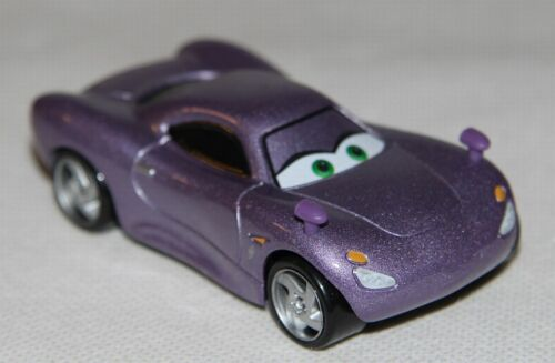 Disney Pixar Cars Holly Shiftwell agent Cars 2 métal 1//55 vitrine