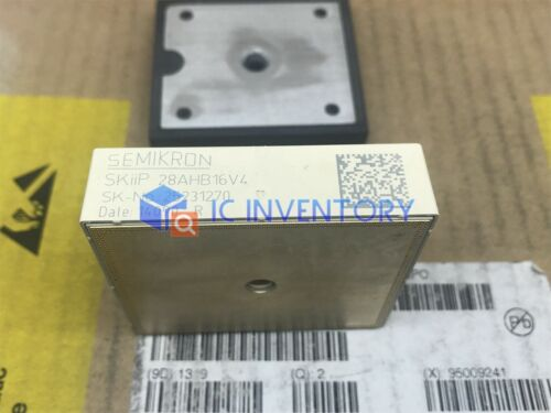 1PCS SEMIKRON SKIIP28AHB16V4 Module Power Supply New 100/% Quality Guarantee
