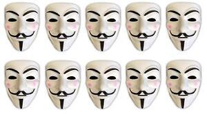 10er-Set-V-wie-Vendetta-Maske-Guy-Fawkes-Halloween-Fasching-Maske