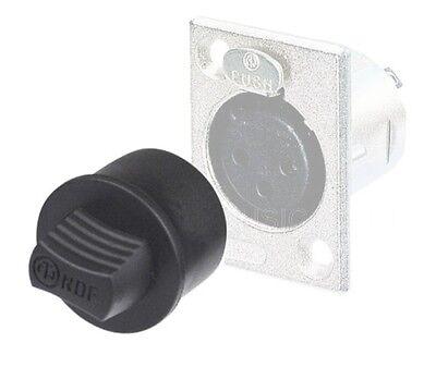 Neutrik Dummy Plug For XLR's, Phono, Speakon & Jack Sockets - Keep the Dirt Out!