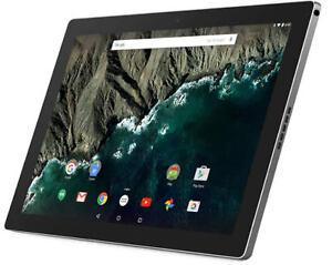 Google-Pixel-C-Tablet-32GB-64GB-Wi-Fi-10-2inch-Silver-Aluminum-Grade-A-B