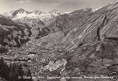 La Thuile-Panorama sfondo versante Piccolo San Bernardo-f.g.