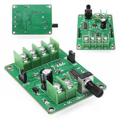 9-12V DC Brushless Motor Driver Board Controller for 3/4 Wires Hard Drive Motor