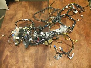 s l300 jdm 01 03 subaru wrx sti v7 ej207 full engine bay wiring harness STI V7 Trans at bayanpartner.co
