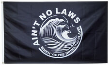 White Claw 3x5 Foot Flag Nylon Banner New