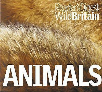 1 of 1 - Animals (Wild Britain), Reader's Digest, Excellent Book