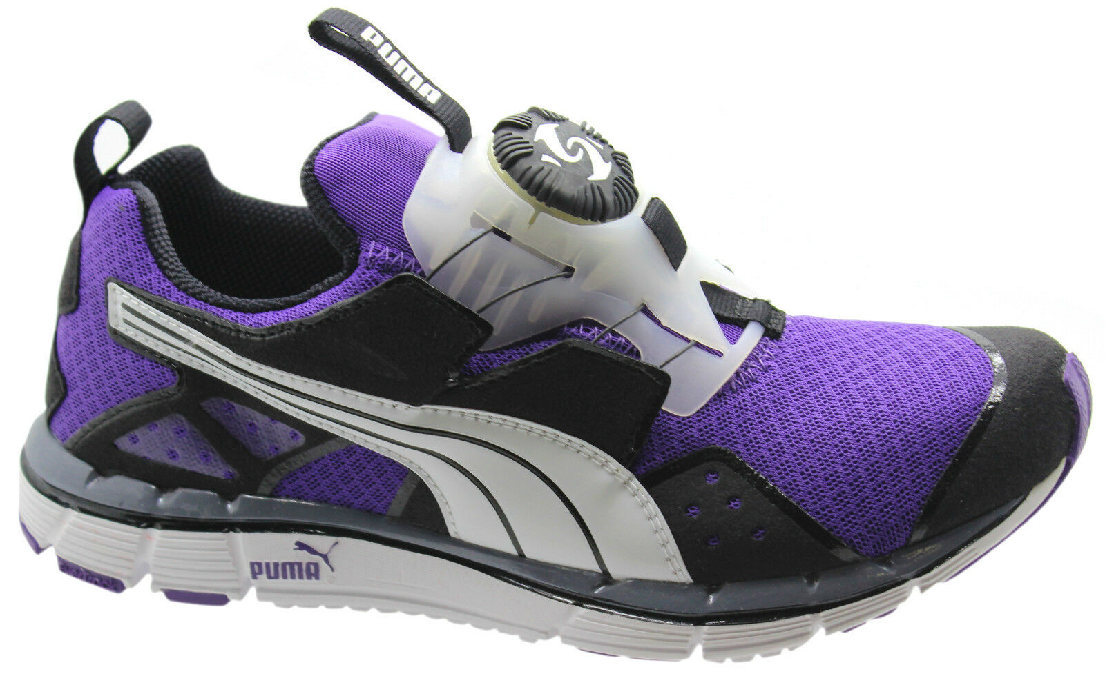 Puma Disc Ltwt 2.0 Lightweight Mens Trainers Purple Slip On 186701 05 P2 Great discount