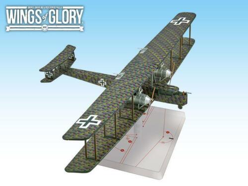 Schilling SW Ares Wings of Glory  Zeppelin Staaken R.VI