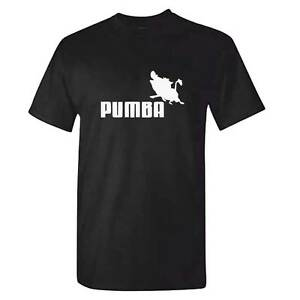 PUMBA Tshirt - Mens Lion King Top Funny Gift Present Hakuna Matata - Ideal Gift