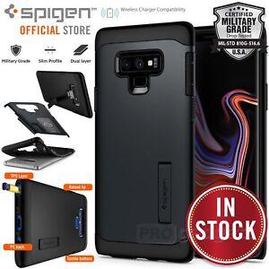 on sale 1092a 547f2 Galaxy Note 9 Case Genuine SPIGEN Slim Armor Heavy Duty Cover ...