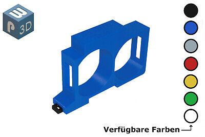 Adapter Single für Shelly 1 Hutschienenhalter für DIN Schiene 35mm F 1 PM