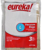 Eureka Vacuum Cleaner Style L Bags 61715
