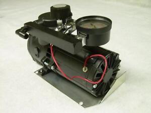 Image Is Loading 12vdc Vacuum Pump Or Compressor Thomas 107 Diaphragm