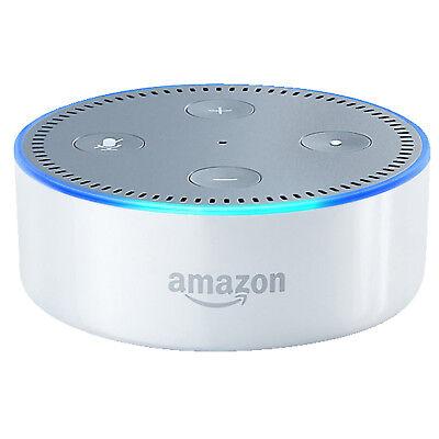 AMAZON Echo Dot 2. Generation, kompatibel mit Amazon Alexa