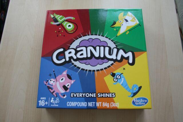 Hasbro Cranium Board Game 2016