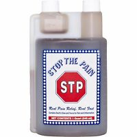 Stp S T P Stop The Pain Joint Relief Vitamin B-12 Yucca Devil's Claw Quart 32 Oz