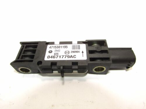 Chrysler Pt Cruiser Airbagsensor Airbag Sensor Crashsensor 04671779ac