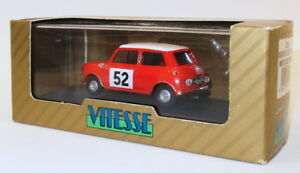 Vitesse-1-43-Scale-Model-Car-L024-Morris-Cooper-S-52-Monte-Carlo-Winner-1965