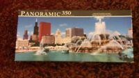 Panoramic 350 Chicago Summer, Illinois