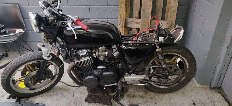 Honda, F2, 750 ccm