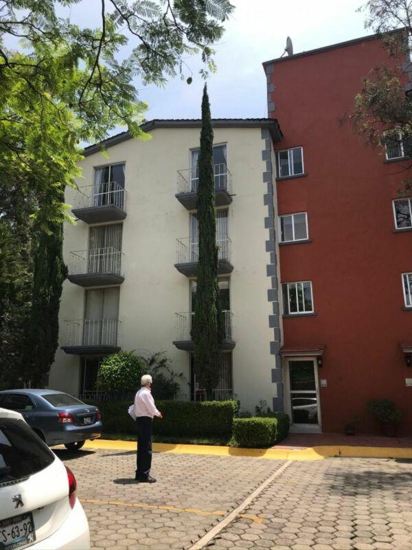 Venta Departamento en  Residencial Paradise Palo Solo, Huixquilucan