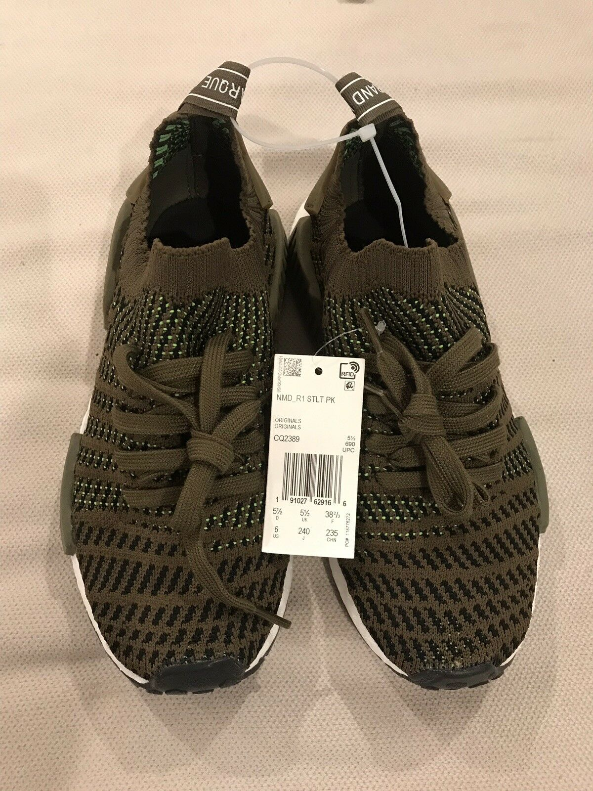 e2c69d10c7590 Adidas Mens Size 6 R1 NMD ntvfwh3473-Athletic Shoes - vintage ...