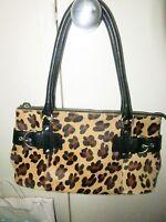 Nicole Miller Leopard Print Inslated Lunch Bag 4