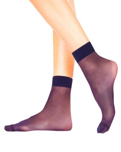 4 PAIA Carrie Sheer MATT Caviglia Alta Pop Calze 20 DENARI