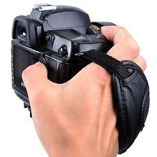 GOOD PU Poignée Courroie Dragonne Hand Strap pour Nikon Canon Sony Pentax Camera