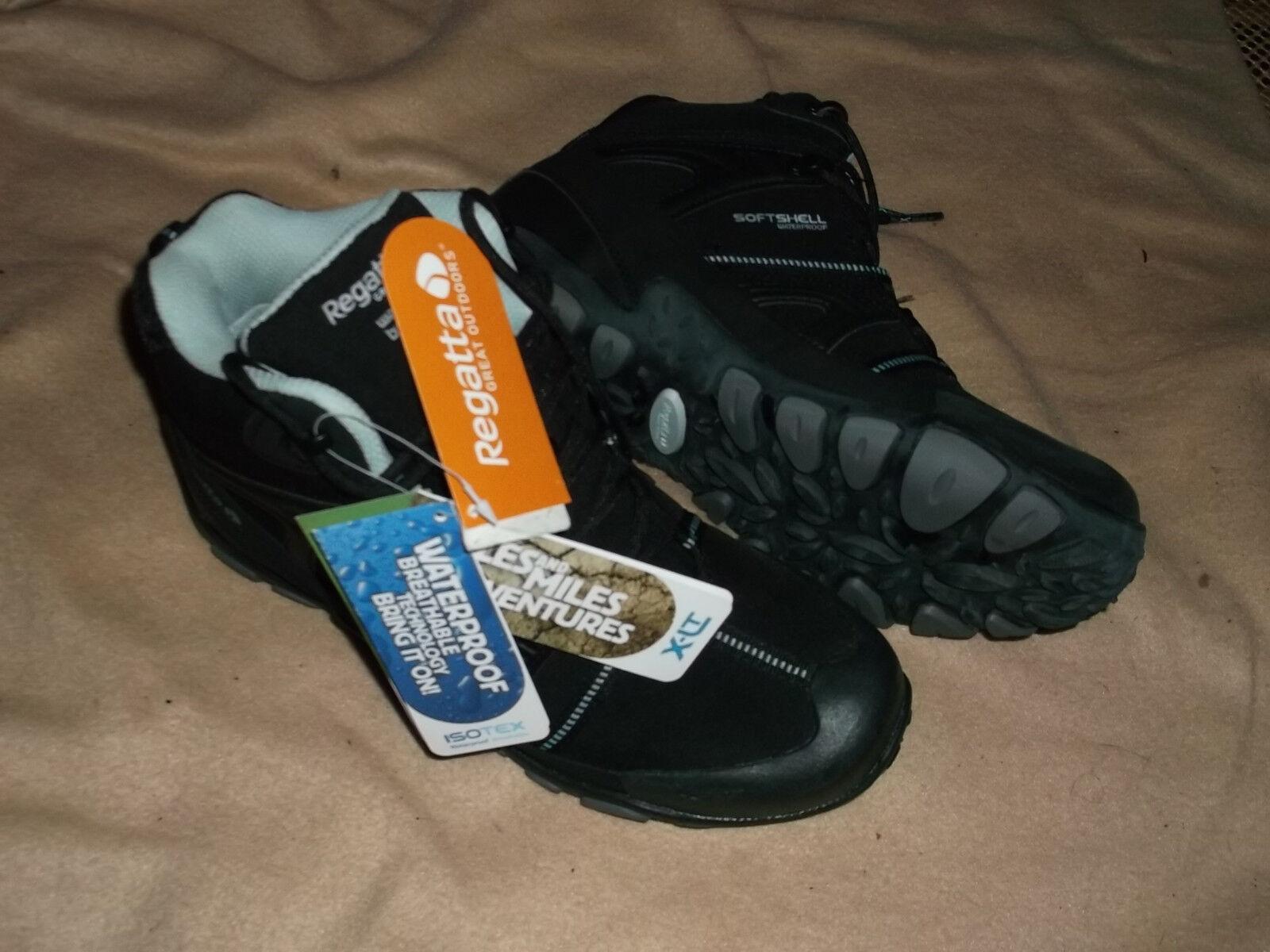 Regatta super leichte Damen Softshell Schuhe gr.41 siehe Foto