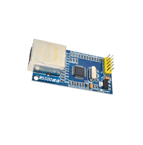 1PCS W5500 Ethernet Network Modules TCP//IP 51//STM32 SPI Interface For Arduino