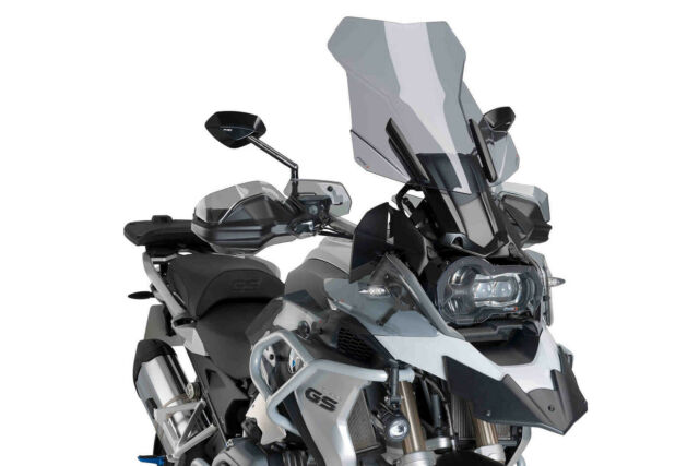 PUIG E.R.S. SUPPORT FOR SCREEN BMW R1200 GS 2016 BLACK