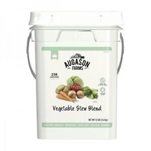 VEGETABLE-STEW-BLEND-Emergency-Survival-Freeze-Dried-Food-236-servings-bucket