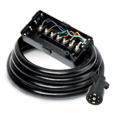 7 Way Trailer Plug Wire Connector Inline Cord 7 Pin Inline Harness Kit 8  Feet for sale online | eBayeBay